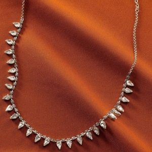 Sale! Featherweight Crystal Necklace